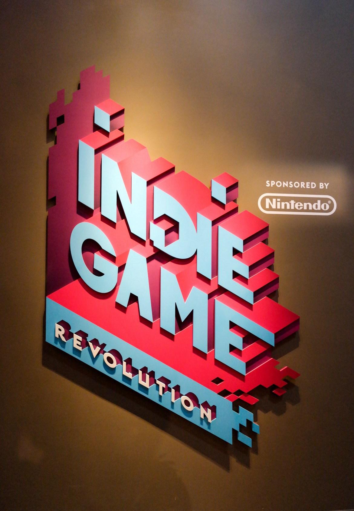 #indiegamerevolution