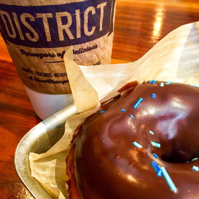 #districtdonuts