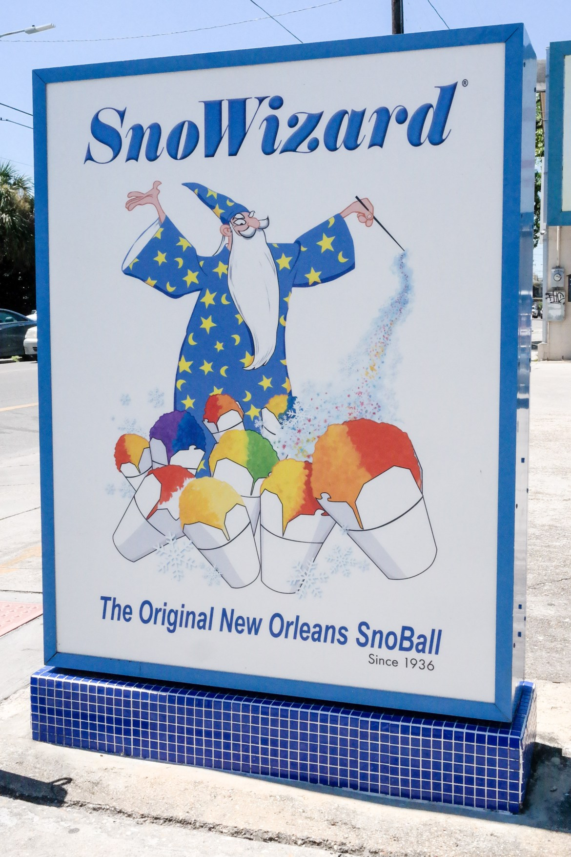 #snowizard
