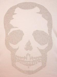 #whiteonwhiteskull