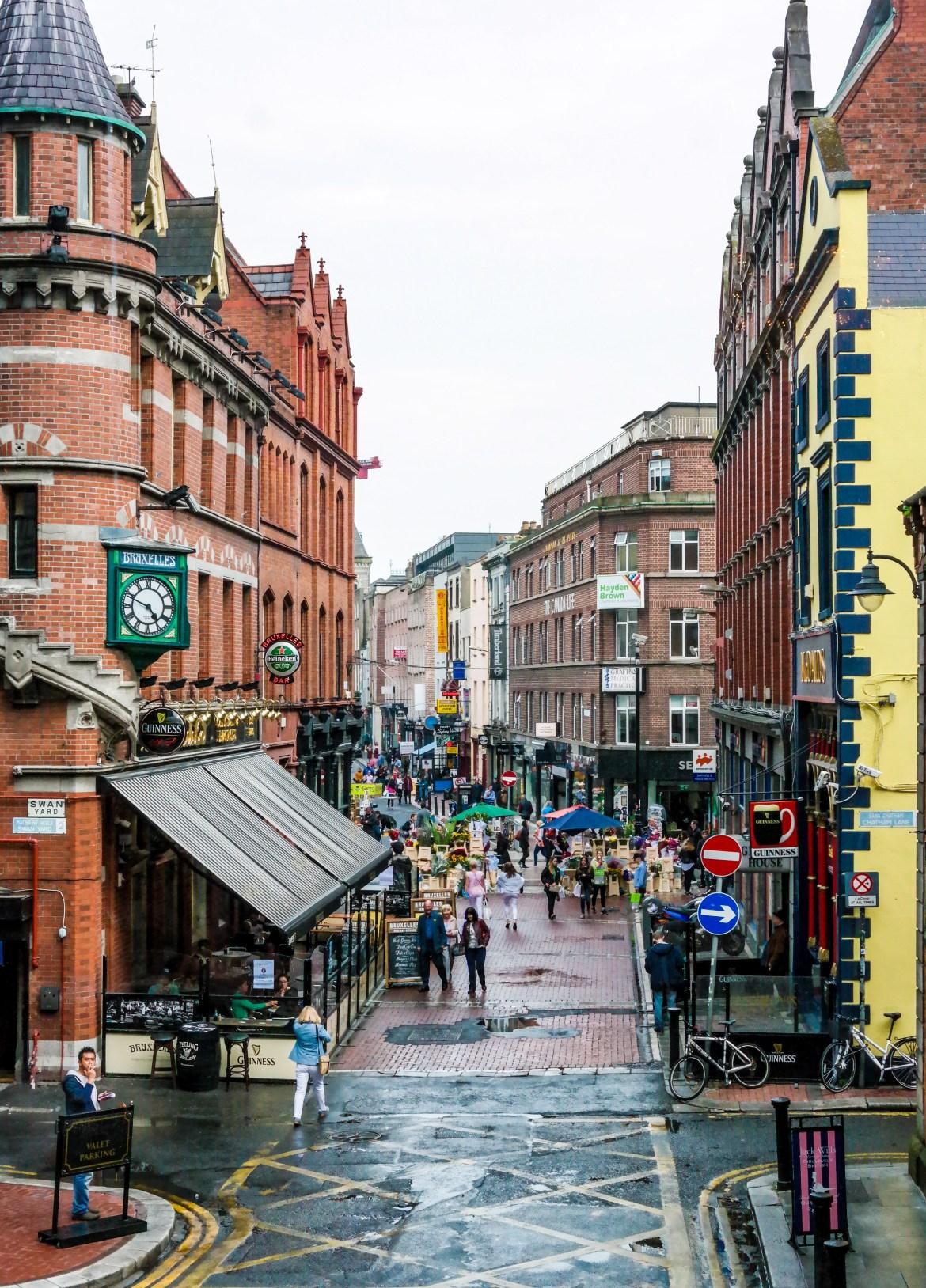 Dublin Grafton Street