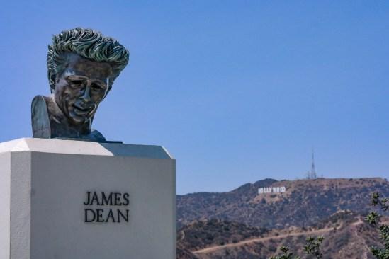 Los Angeles James Dean