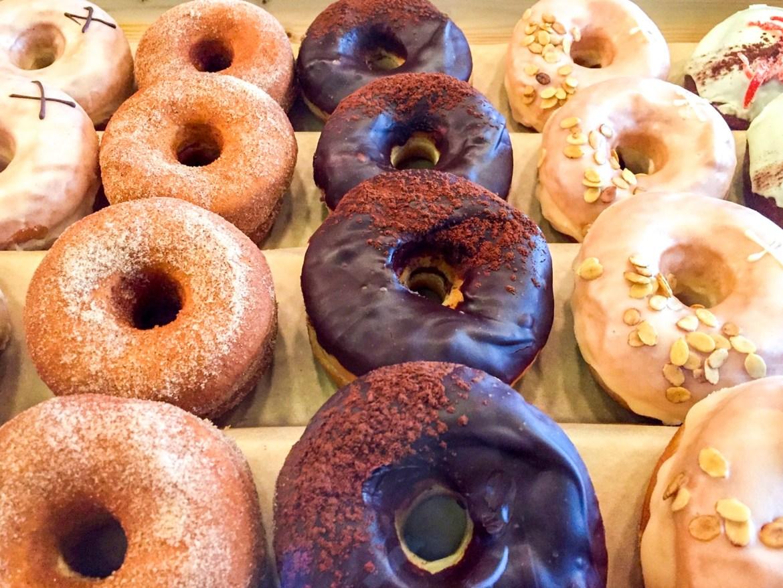 #crosstowndoughnuts