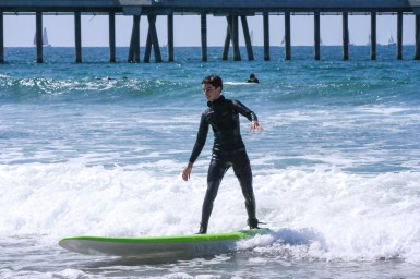 Los Angeles Surfing