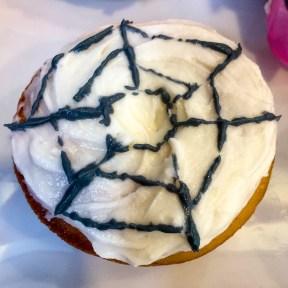 #spiderwebdonut