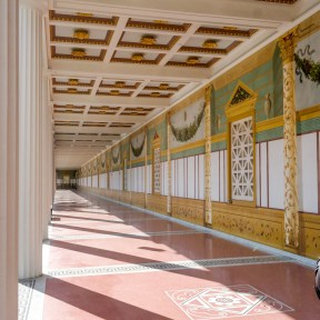 The Getty Villa Los Angeles California
