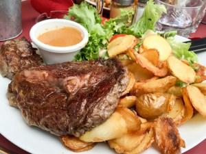 #steakfrites