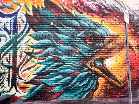 Traction Avenue DTLA Los Angeles California