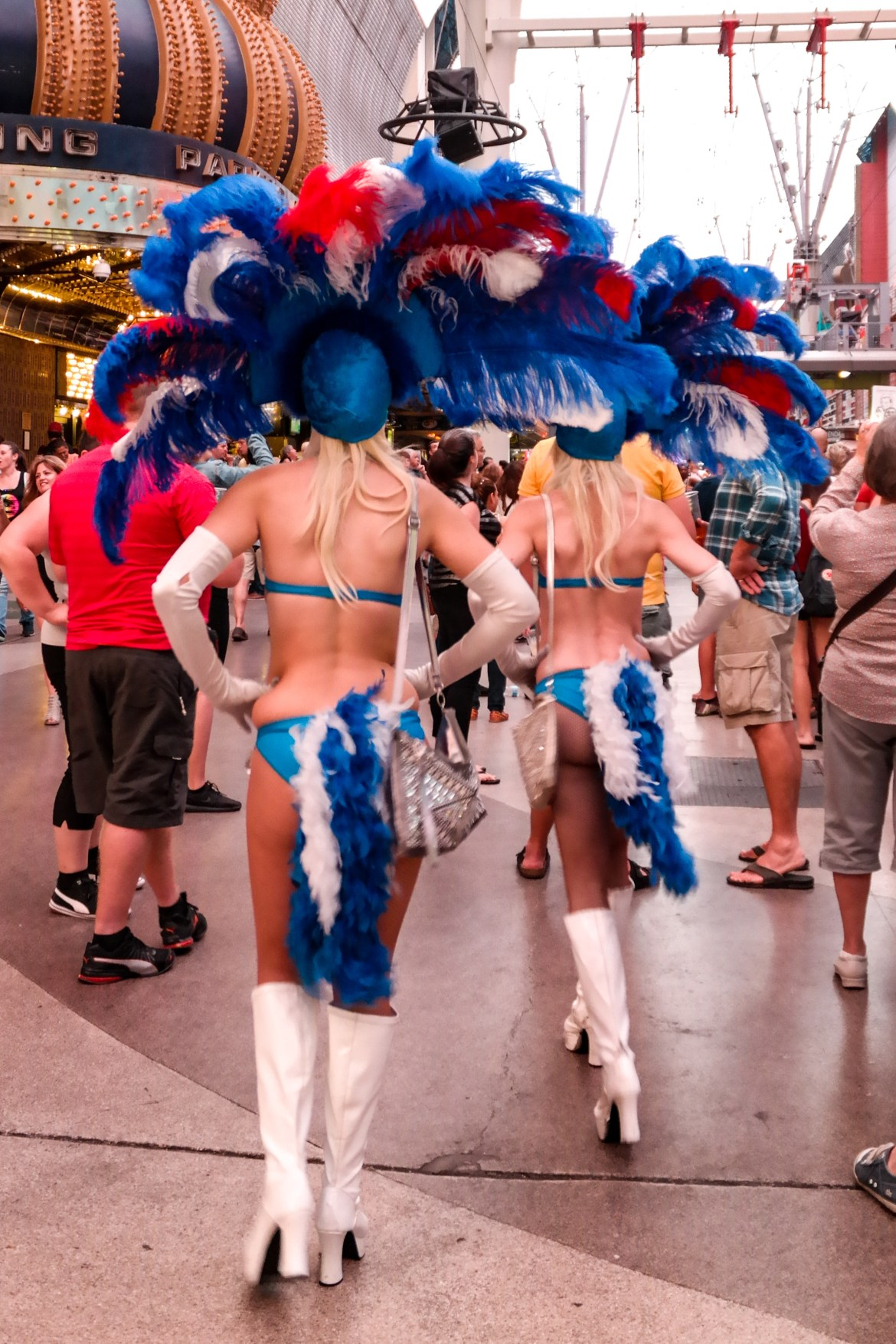 Things to do in Las Vegas Fremont East District