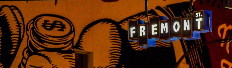Fremont East District Las Vegas Nevada