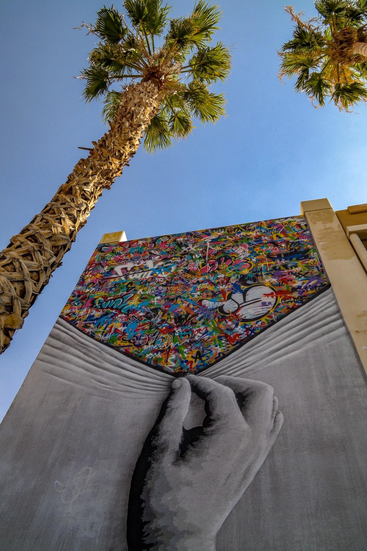 Las Vegas Nevada Martin Whatson Street Art