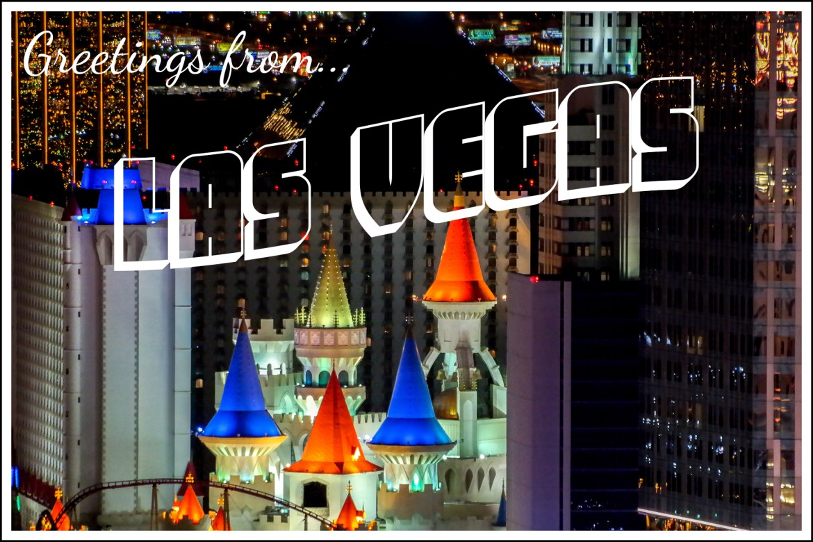 Las Vegas Nevada with Kids