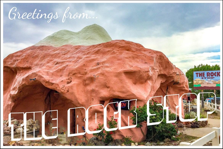 The Rock Shop Orderville Utah
