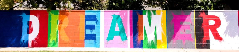 Dreamer Street Art Los Angeles California