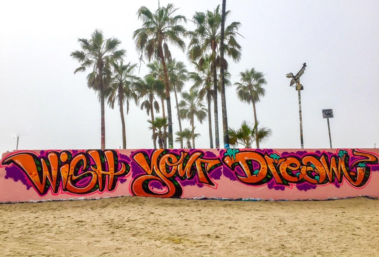 Street Art Venice Art Walls Los Angeles California