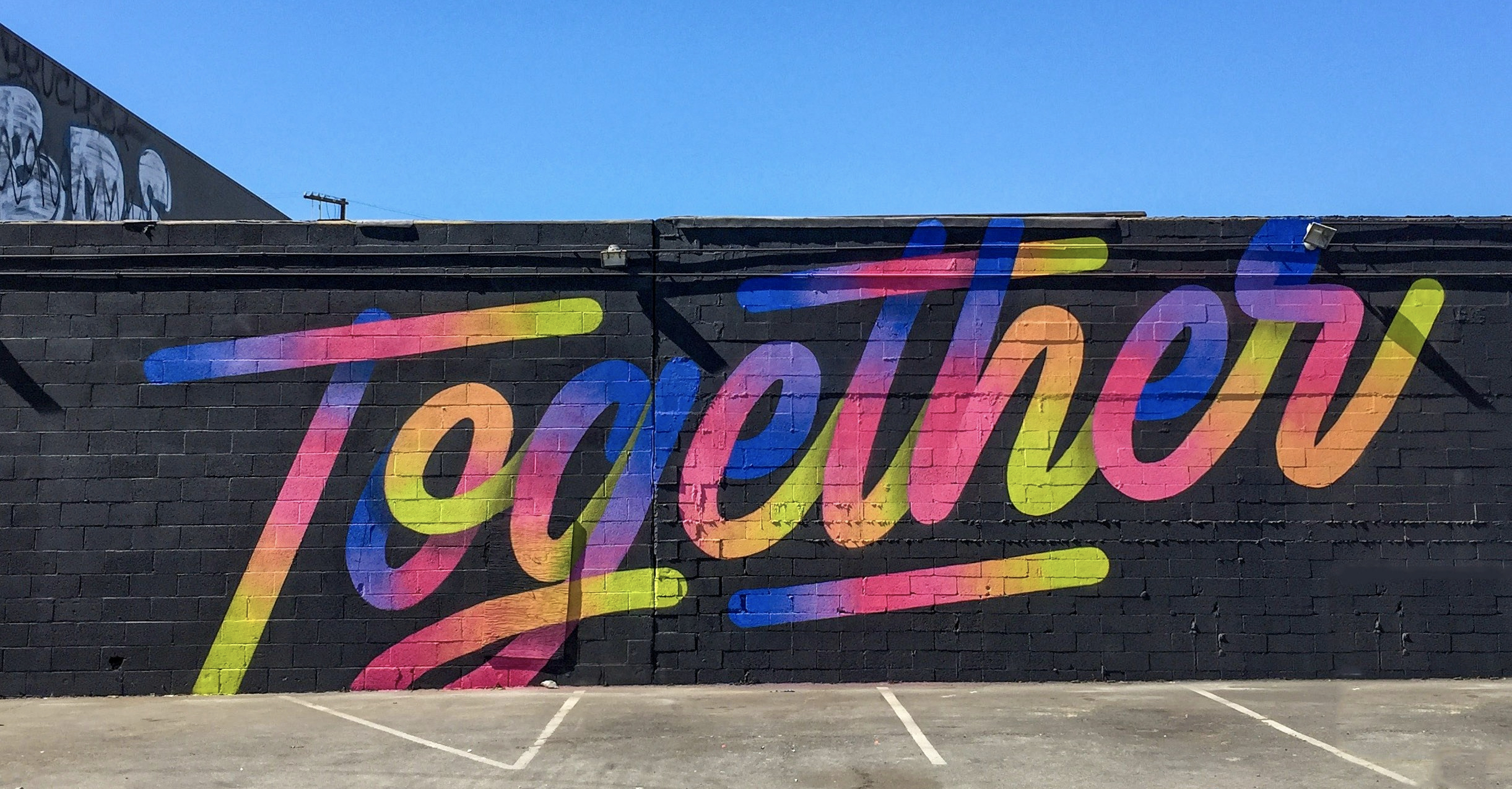 Sayings of street artists