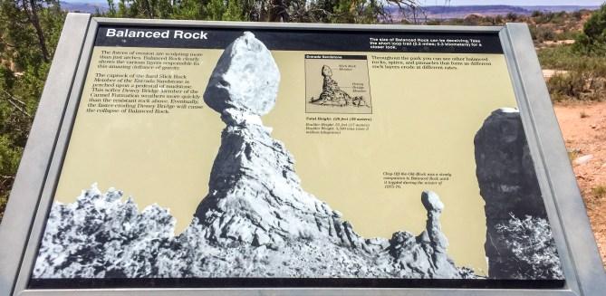 Arches National Park Utah #balancedrock