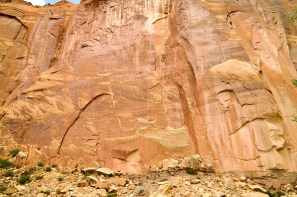 Capital Reef National Park #Pictographs