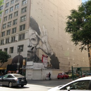 Street Art Downtown Los Angeles #StreetartLA