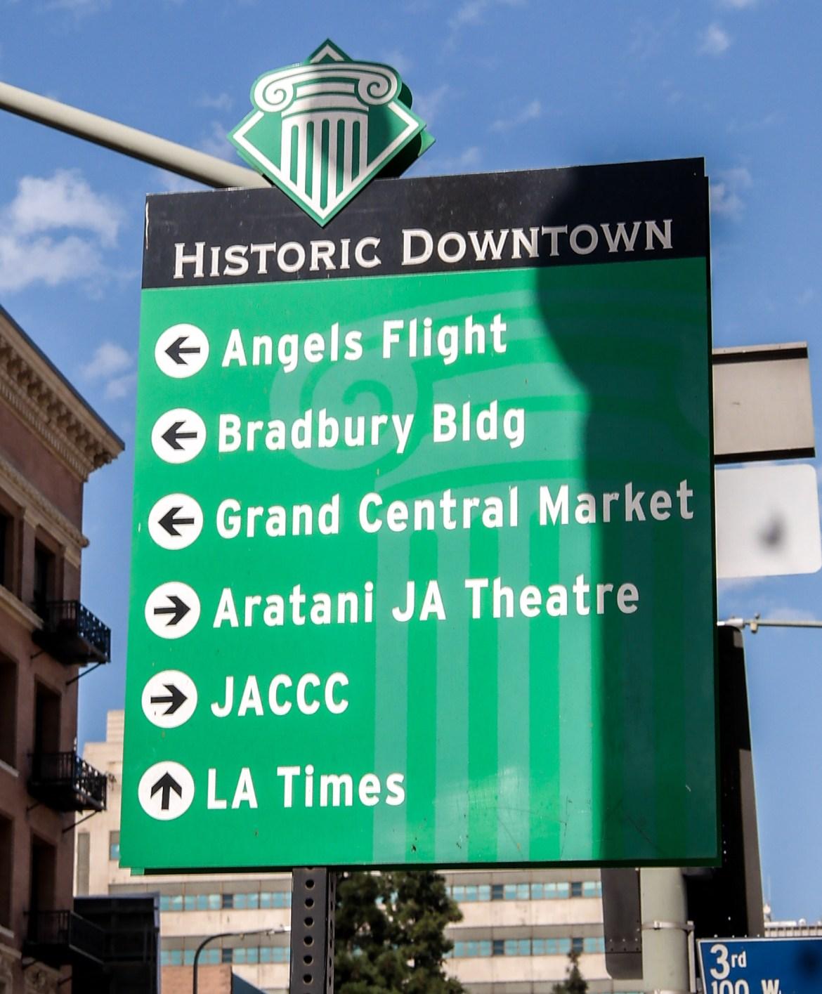 Downtown Los Angeles California #historicLosangeles