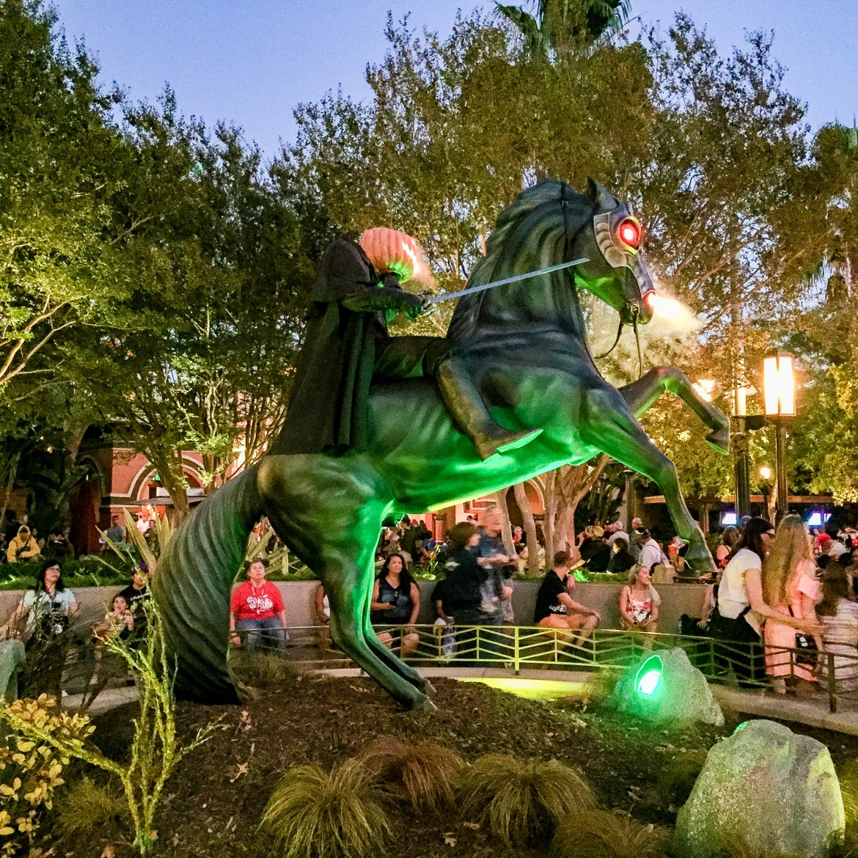 Disneys California Adventure Halloween Los Angeles California #disneyhalloweentime