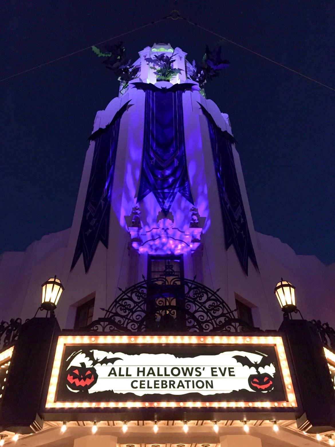 Disney's California Adventure #disneyhalloween