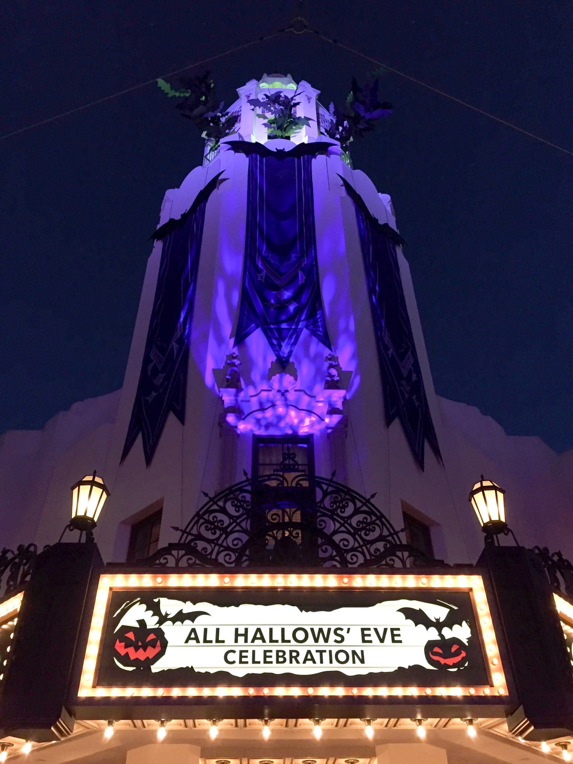 Disney's California Adventure #disneyhalloween