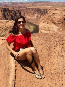 Horseshoe Bend Colorado River Arizona