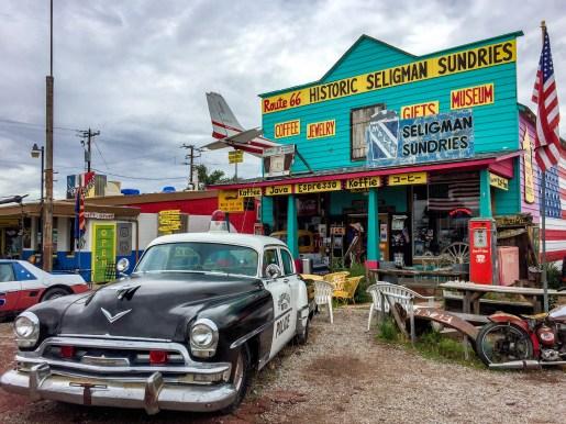 Route 66 Seligman Arizona #route66