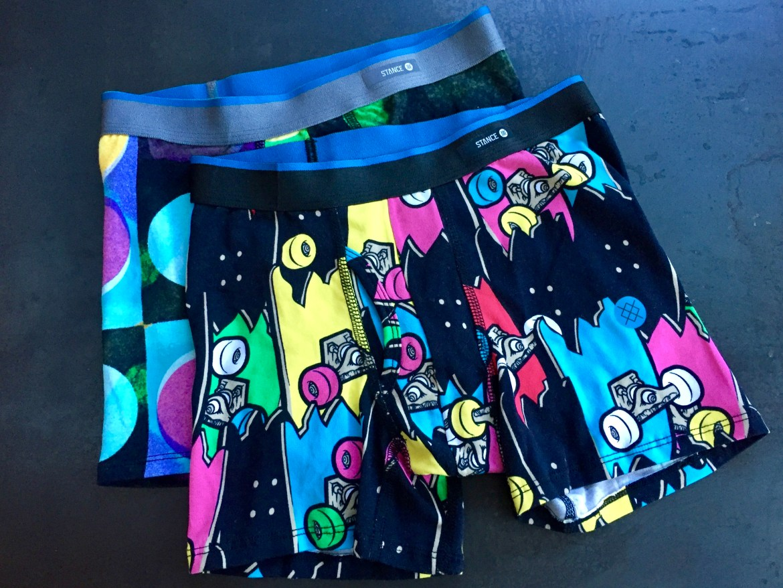 Stance Underwear Sample Sale Los Angeles California