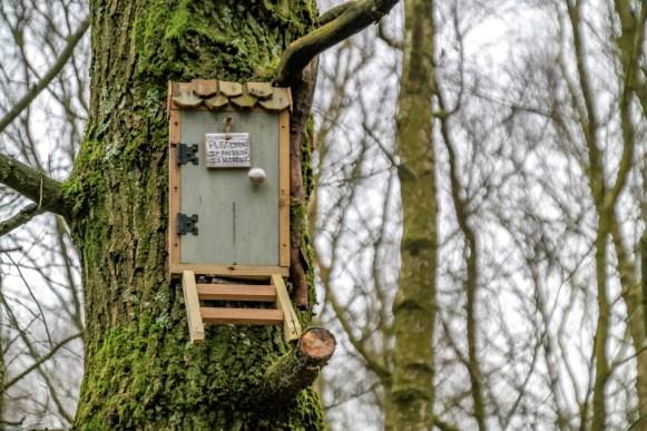 Owl's House Ashdown Forest 100 Aker Wood