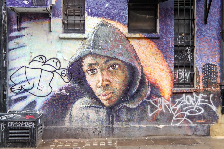 Shoreditch Street Art #Jimmy
