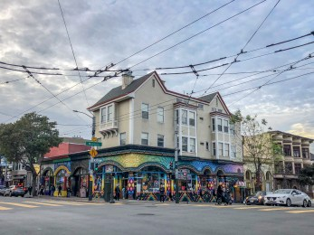 Haight Street San Francisco California