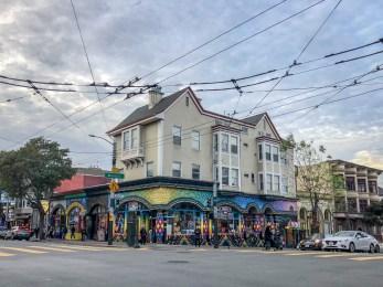 Haight Street San Francisco California