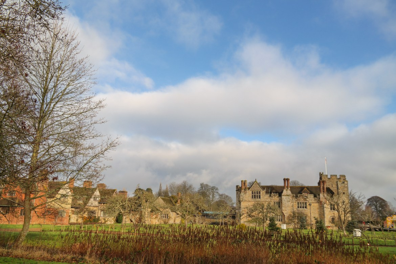 Hever Castle Kent England United Kingdom