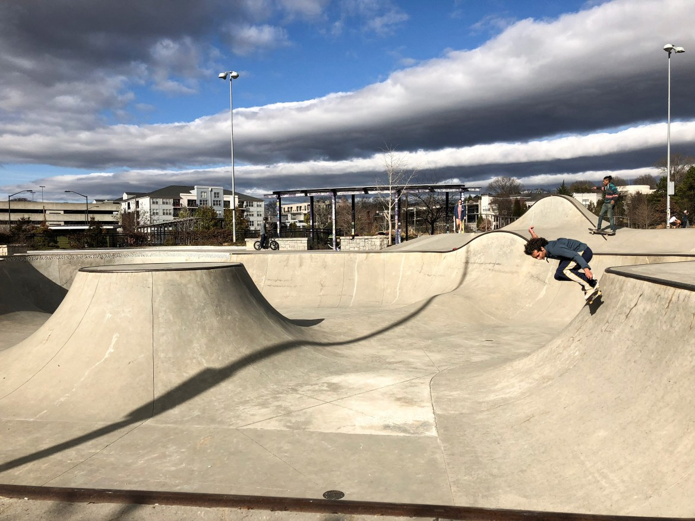 #skatepark Atlanta Georgia