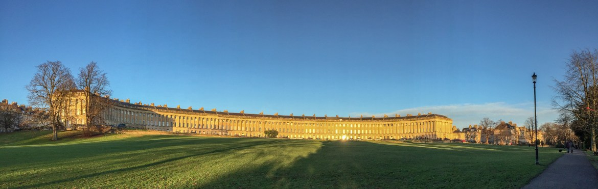 Royal Crescent Bath England