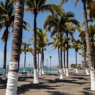 Old Town Puerto Vallarta Mexico