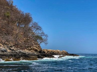 Things to do in Puerto Vallarta #boatinginmexico
