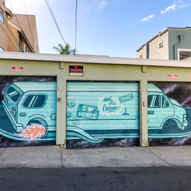 The Art of Chase Los Angeles