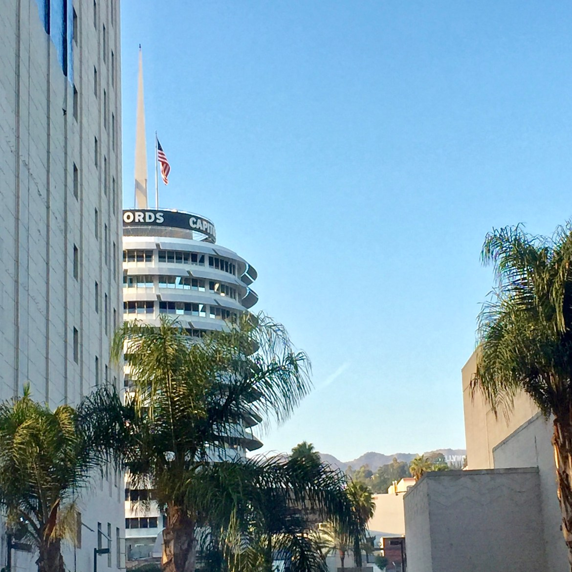Capital Records Building
