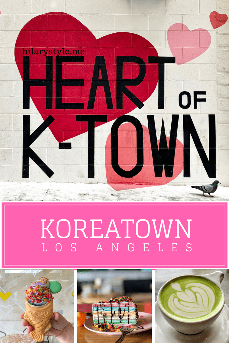Things to do in LA's Koreatown #koreatown