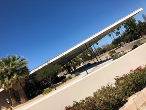 Tramway Gas Station Palm Springs California
