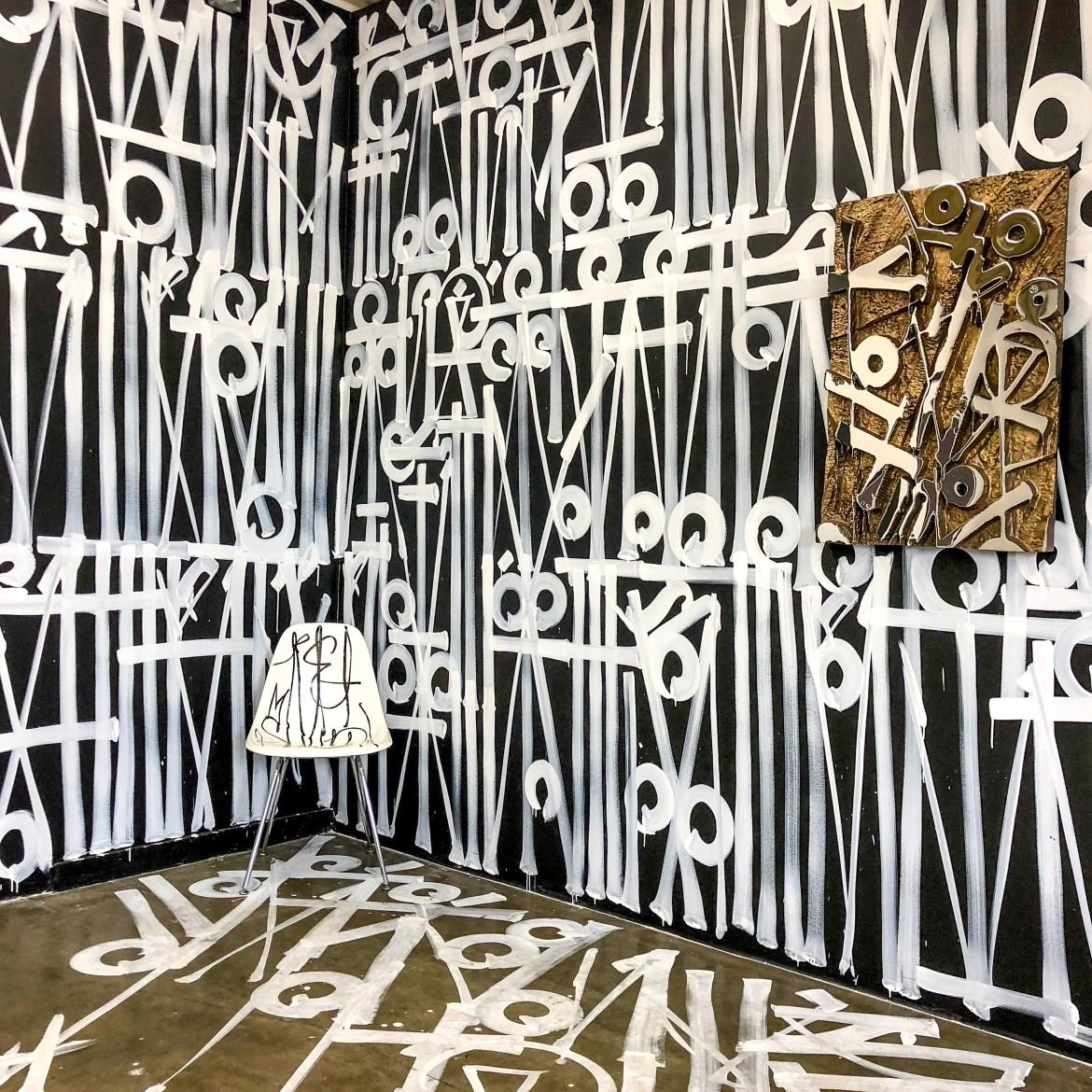 RETNA Beyond The Streets Los Angeles