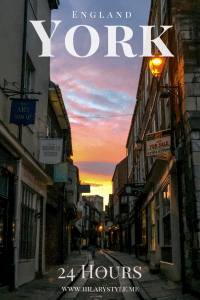 24 Hours in York England #yorkengland #Englandwithkids #familytravel