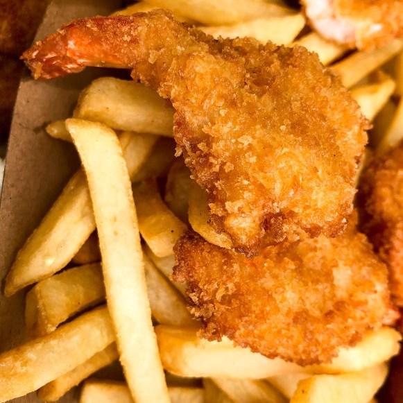 Neptune's Net Seafood Restaurant Pacific Coast Highway California