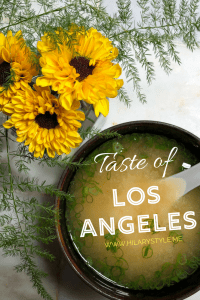 Discover the Culinary Delights of Los Angeles California