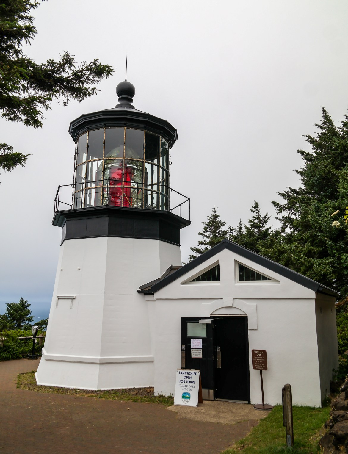 Cape Meares Lighthouse Oregon