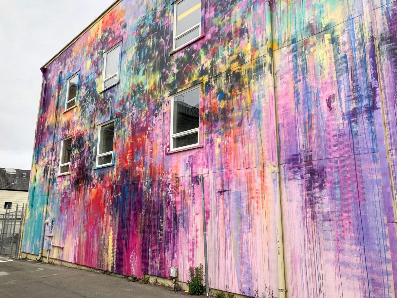 Street Art Eureka California Duncan Jago and Joe Murdter