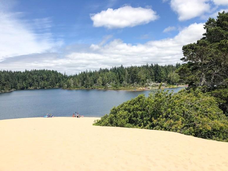 Honeyman State Park Oregon